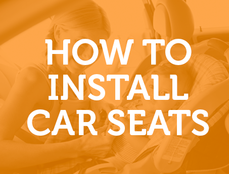 Car Seat Installation Demo