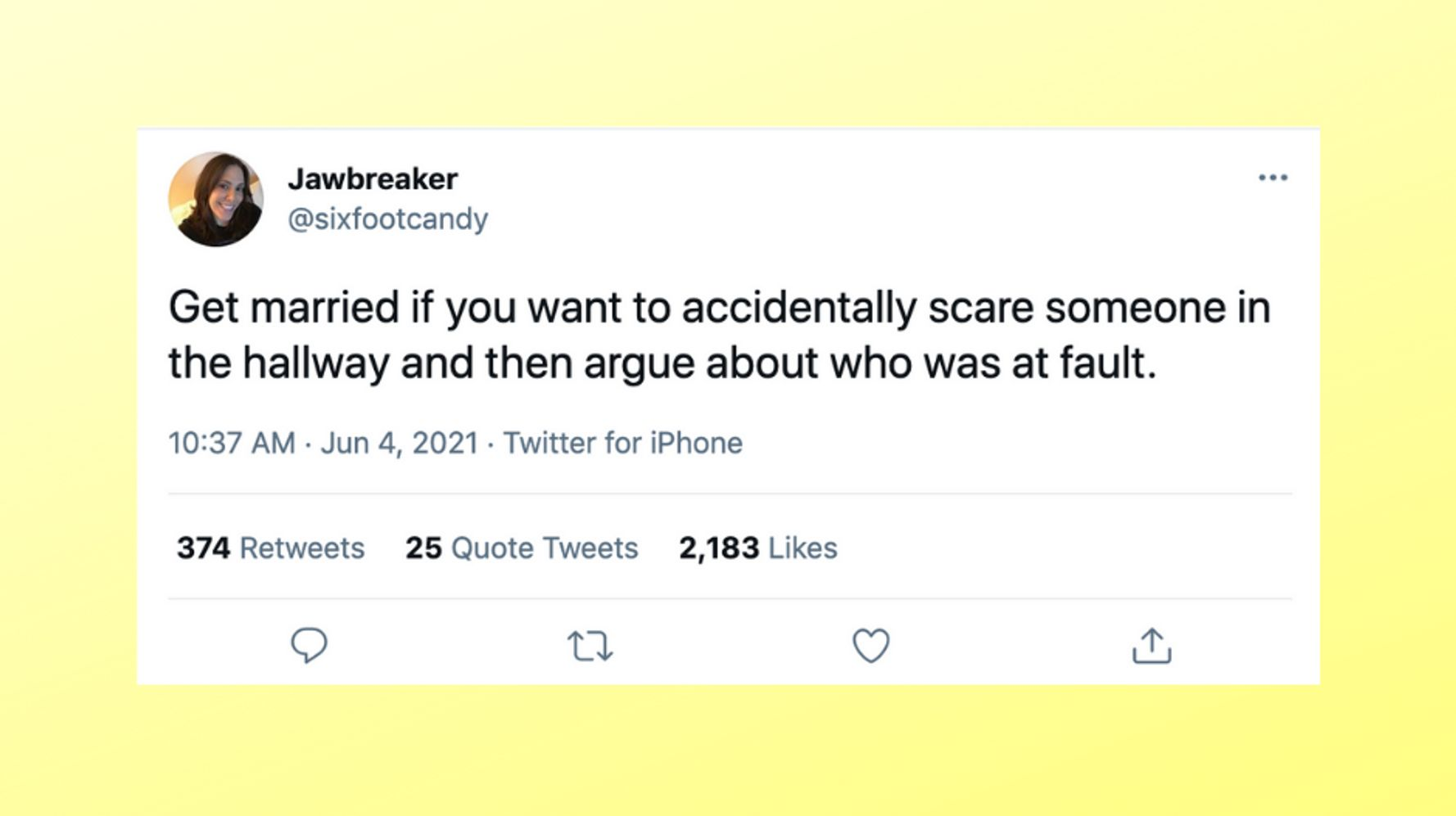 The Funniest Marriage Tweets To Get You Through This Week