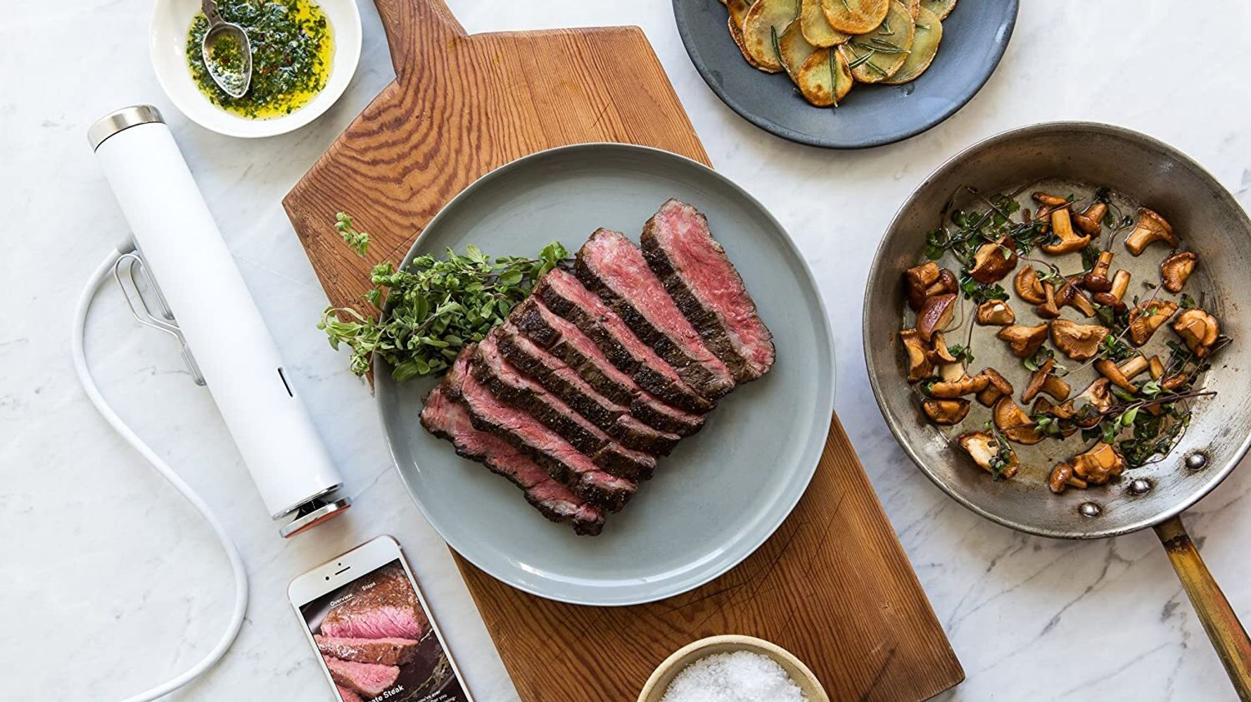 Want A Sous Vide Machine? Today